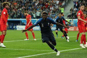 Pháp vượt qua Bỉ, vào chung kết World Cup sau 12 năm chờ đợi