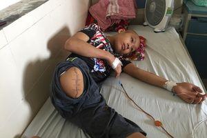 Ước mơ được lắp chân giả của cậu bé ung thư xương