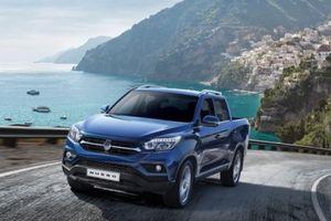 Cận cảnh chiếc xe bán tải tiện lợi mới ra mắt giá chỉ từ 600 triệu đồng