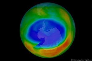 Sản xuất xốp ở Trung Quốc đang phá hủy tầng ozone
