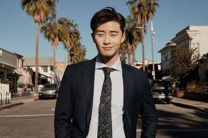 Park Seo-joon đầu quân cho công ty mới