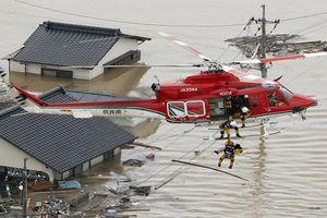 Vì sao Nhật Bản thiệt hại nặng nề sau đợt mưa lũ vừa qua