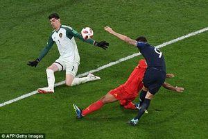 Vượt ải Quỷ đỏ Bỉ, ĐT Pháp thẳng tiến vào chung kết World Cup 2018