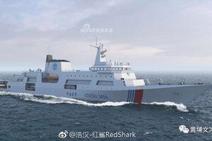 Trung Quốc 'hô biến' khu trục hạm Type 055 thành tàu Hải cảnh khổng lồ?