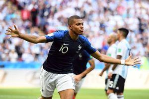 Mbappe: 'Tôi muốn được ngủ cùng chiếc cúp vàng World Cup'