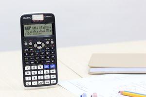 Casio FX-580VN X sắp ra mắt: Có ngôn ngữ tiếng Việt, 521 tính năng