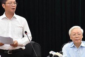 Bộ Công thương báo cáo TBT Nguyễn Phú Trọng về 12 dự án nghìn tỷ thua lỗ