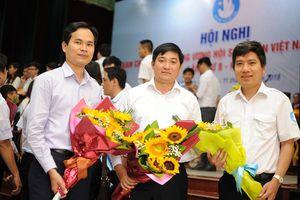 T.Ư Hội SVVN có 3 Phó Chủ tịch mới