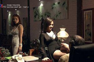 Diễn viên My Sói trong 'Quỳnh Búp Bê' lên tiếng về việc dừng phát sóng