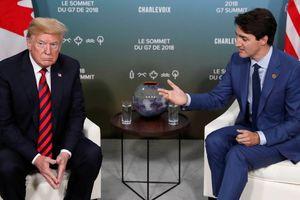 Ông Trump lại đối mặt Thủ tướng Trudeau tại cuộc gặp thượng đỉnh NATO