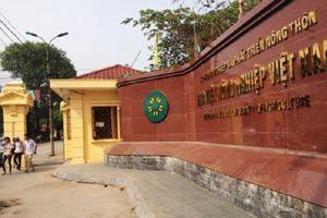 Học viện Nông nghiệp Việt Nam công bố điểm xét tuyển 2018