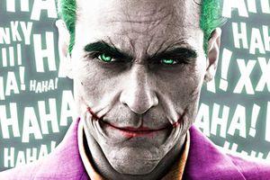 Joaquin Phoenix chính thức vào vai Joker cho phần phim riêng