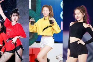 Đố bạn có thể rời mắt với những idol diện quần siêu ngắn quyến rũ nhất Kpop
