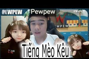 Pew Pew hóa 'soái ca ngây thơ' khi cover lại clip 'học tiêng mèo kêu'