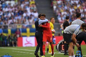 Quẳng gánh lo đi, Anh mới mong lọt vào chung kết World Cup