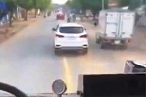 Không thể chấp nhận mức phạt cho kẻ cản đường xe cứu hỏa