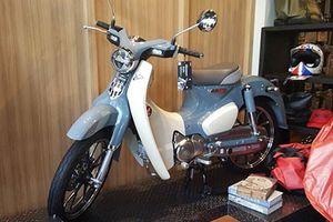 Xe máy Honda Cub C125 giá 150 triệu đồng tại Việt Nam