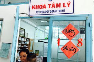 BV Nhi đồng 1 tiếp nhận đăng ký khám tâm lý qua tổng đài