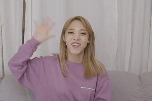 Clip: MoonByul MAMAMOO tiết lộ tham gia dự án đặc biệt tại Việt Nam