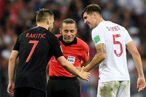 Thất thủ trước Croatia, người Anh đổ lỗi cho trọng tài