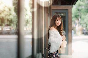 Trăm nỗi khổ vì Facebook quá nổi tiếng của 9x xinh như mỹ nhân Hàn!