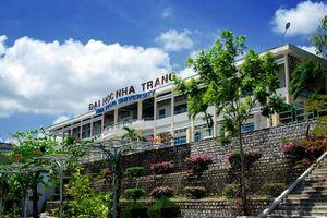 Trường Đại học Nha Trang công bố điểm xét tuyển học bạ từ 18 điểm