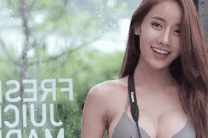 Vẻ ngoài gợi cảm của cô gái được mệnh danh 'nữ thần nội y' Thái Lan