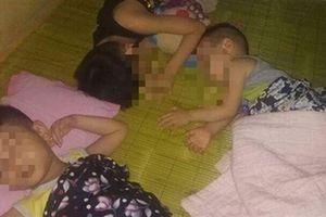 Người đàn ông đăng đàn tìm mẹ về cho 3 con nhỏ