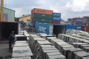 Kiến nghị tháo gỡ khó khăn trong nhập khẩu phế liệu
