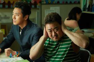 Hé lộ hình ảnh của 'vua phòng vé' Ma Dong Seok trong 'Thử thách thần chết 2'