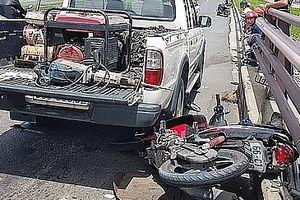 Khởi tố tài xế gây tai nạn khiến 2 mẹ con tử vong rồi bỏ trốn