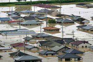 Nhật Bản: Hơn 200 người thiệt mạng trong trận lũ lụt và lở đất lịch sử