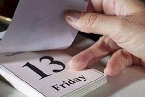 Chuyên gia phong thủy nói về thứ 6 ngày 13