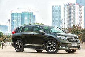 Doanh số bán ô tô Honda tại Việt Nam tăng gần 3 lần so với năm trước