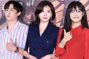 Trẻ đẹp ở tuổi 40 Ha Ji Won bỏ xa Se Jeong, tỏa sáng bên Nickhun (2PM)