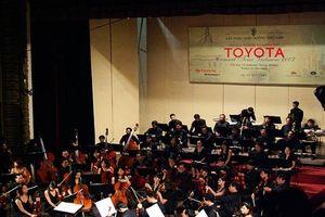 Hòa nhạc đặc biệt Toyota lần đầu tiên tại Hà Nội