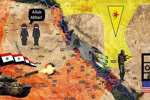 SDF trả lại Raqqa, Deir ez-Zor: Hy vọng không tưởng