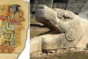 Giải mã bất ngờ về thần Rắn quyền lực của người Maya