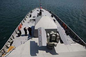 Khởi đóng tàu Stavropol, sức mạnh Hải quân Nga sắp đạt đỉnh?