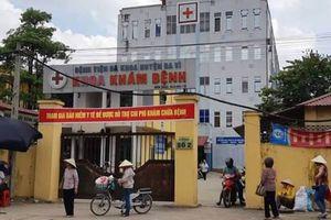 Vụ trao nhầm con tại Ba Vì: Bệnh viện muốn giải quyết theo pháp luật