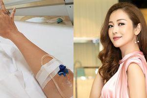 Jennifer Phạm nhập viện cấp cứu vì lịch trình công việc quá dày đặc