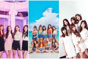 Trân trọng thông báo: Đây là những girlgroup Kpop có giá trị thương hiệu cao nhất tháng 7!