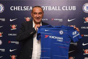 Chelsea chính thức bổ nhiệm Maurizio Sarri thay thế Antonio Conte