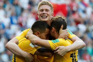 Hạ đẹp Anh, Bỉ giành hạng ba World Cup 2018
