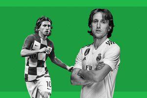 Modric có phải tiền vệ hay nhất thế giới?