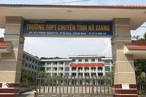 Tại sao 'điểm thi Hà Giang' khiến dư luận sôi sùng sục?