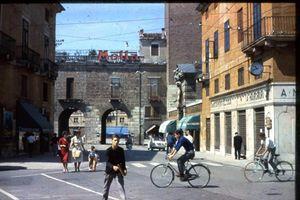 Loạt ảnh vô cùng quyến rũ về Italia thập niên 1950