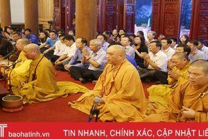 Thiêng liêng Đại lễ cầu siêu các anh hùng liệt sỹ và người dân tử nạn tại Ngã ba Đồng Lộc