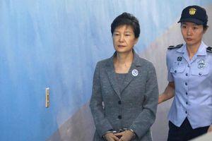 Quân đội Hàn Quốc từng âm mưu động binh để bảo vệ bà Park Geun-hee