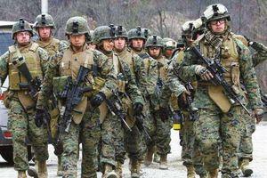 Quân đội Mỹ tại Hàn Quốc sẽ mở rộng nhiệm vụ tới Biển Đông?